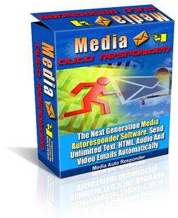 Product picture Media Auto Responder - Private Label Rights!
