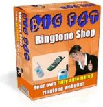 Product picture Your own easy to run Ringtone Website